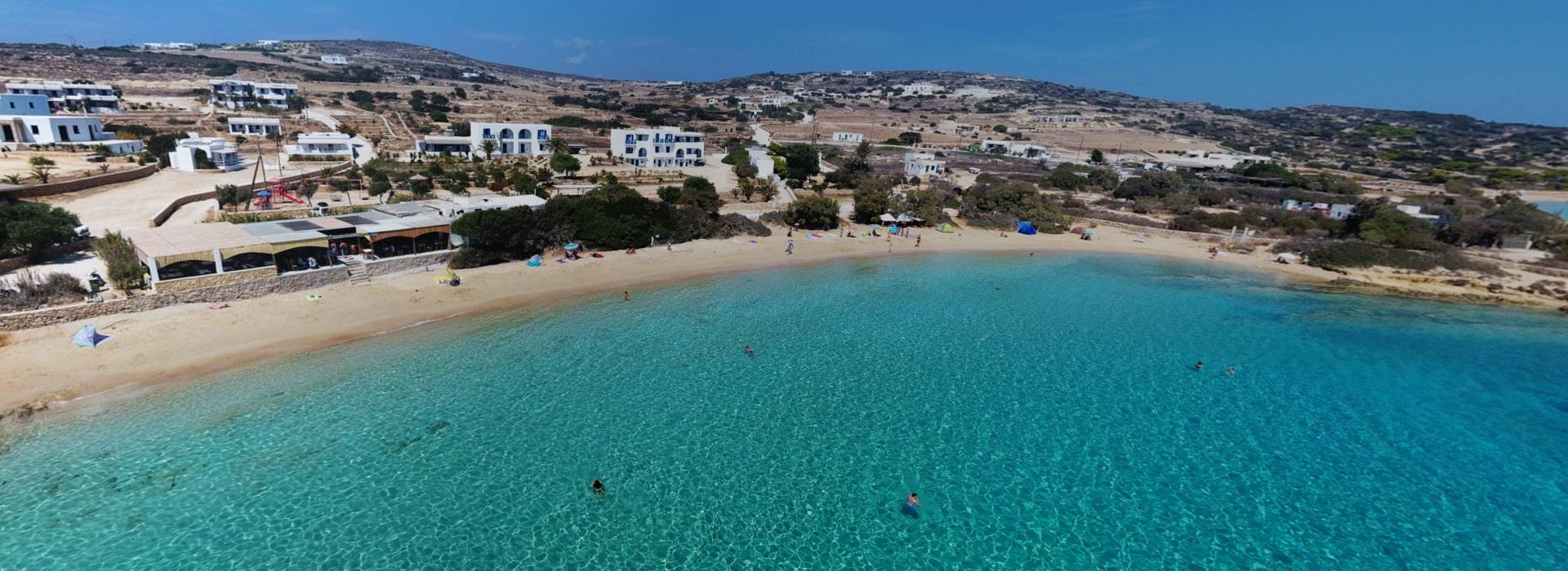 Κουφονήσια - Παραλίες | Beaches of Koufonisia