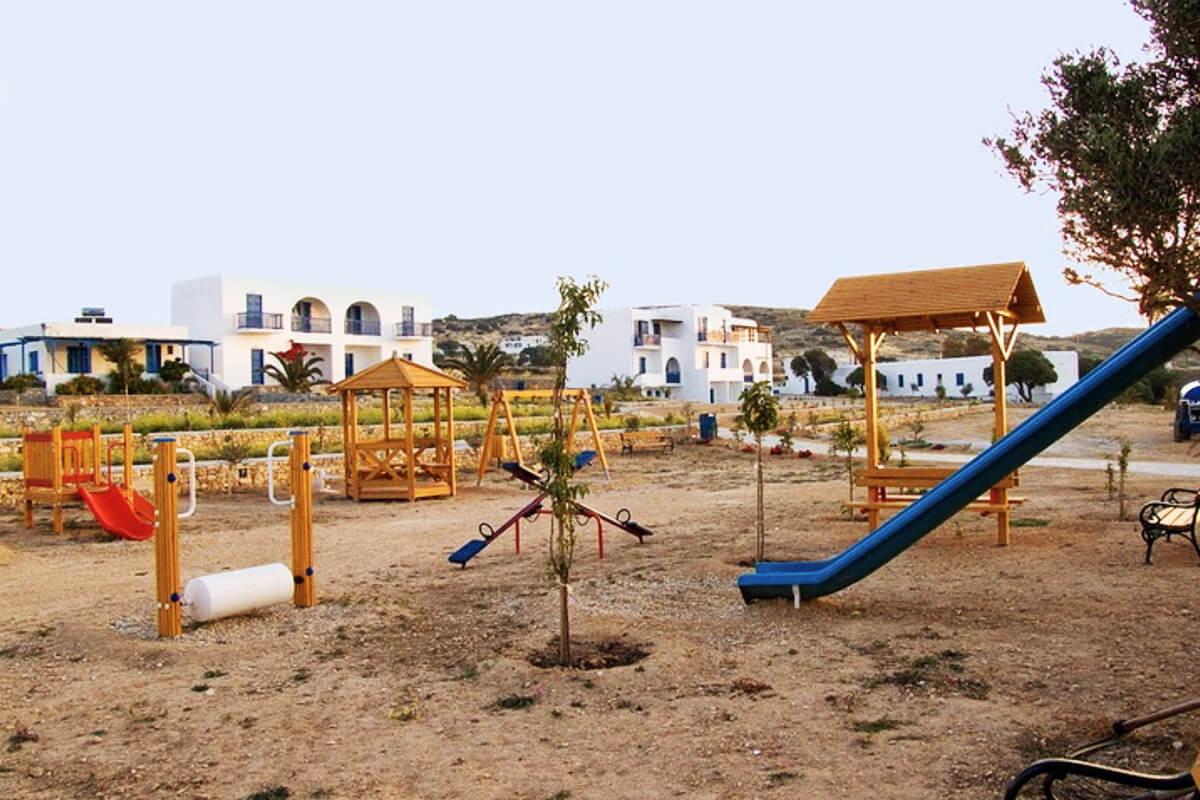 Finikas Koufonisia | Παιδική Χαρά - Playground