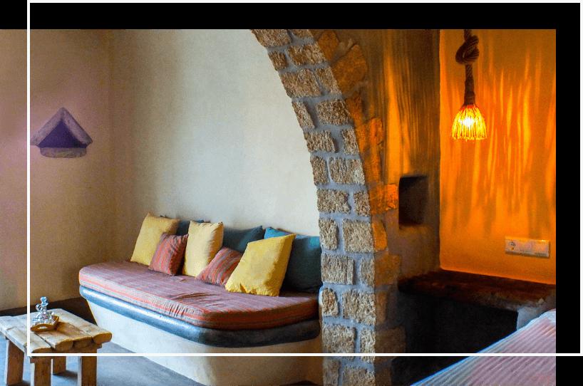 Deluxe Suites - Εσωτερικό | Interior